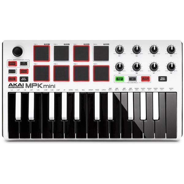 Midi klávesy