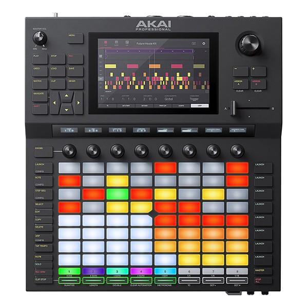 Grooveboxy a produkcia