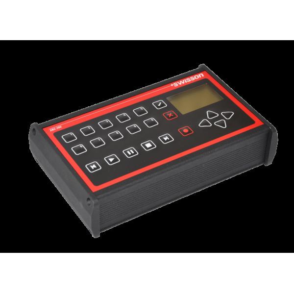 DMX recordery
